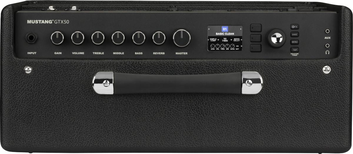 FENDER MUSTANG GTX50 COMBO GUITAR AMPLIFIER Код производителя GTX50