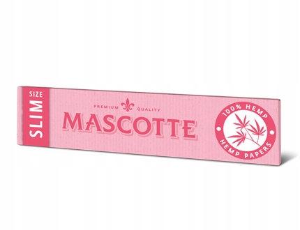 Салфетки Mascotte slim size pink edition