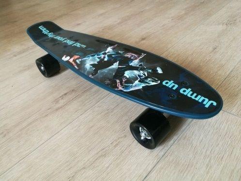 Retro skateboard RUSHER Z2883M1