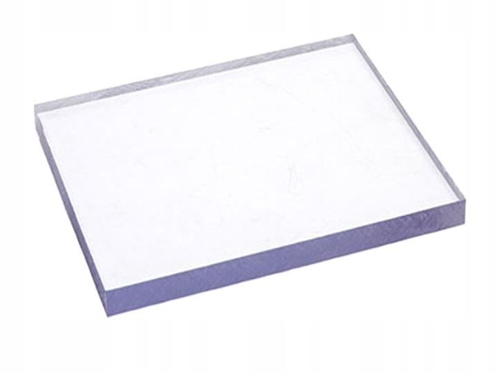 Оргстекло Plexiglass Pmma бесцветное 2 мм на размер