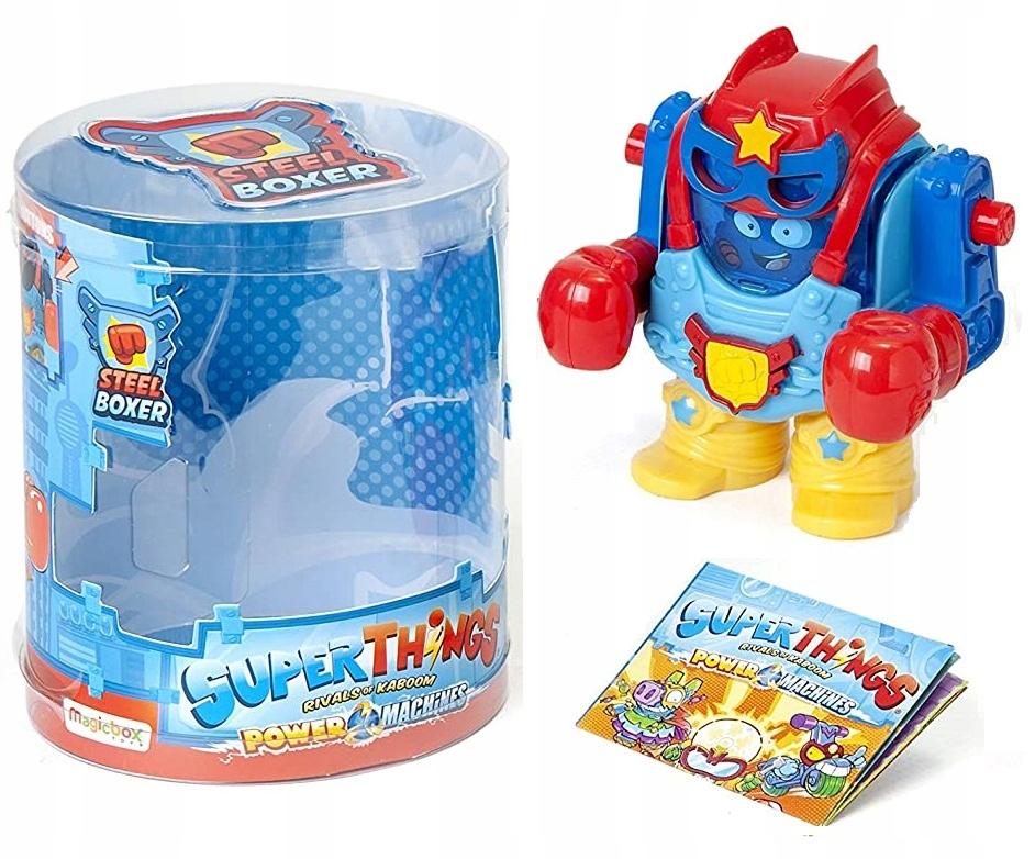 Super Things Zings series 7 Power Machines PowerBot