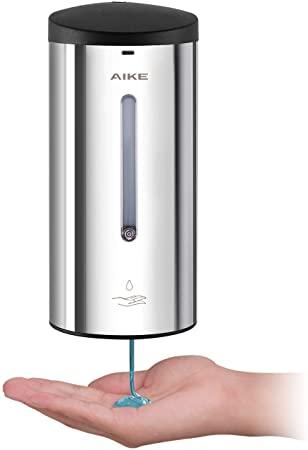 Automatický nástenný dezinfekčný dávkovač