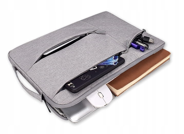 TORBA POKROWIEC ETUI Laptop 10 13,3 Macbook Szara Kod producenta 112936458