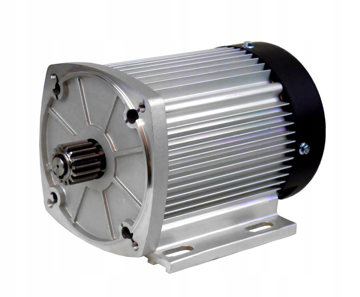 Бесщеточный BLDC 48V 1200W - Quad Gokart
