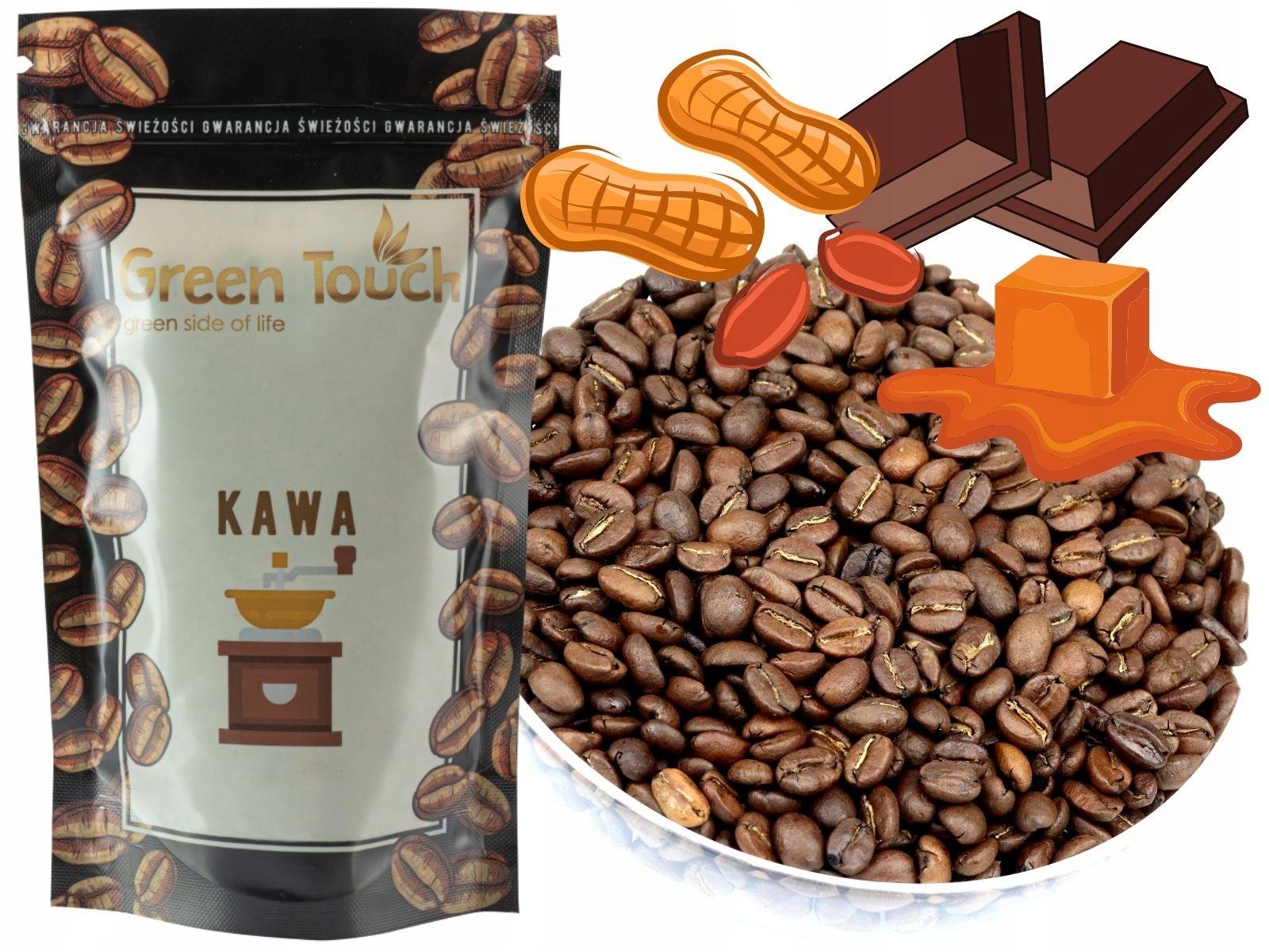 Kawa smakowa SNICKERSS orzech karmel czekolada