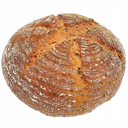 Mieszanki chlebowe CHLEB DRWALA WIELOZIARNISTY