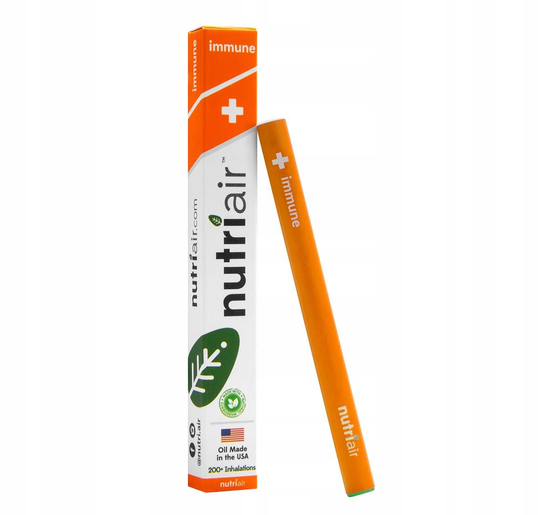 Vape Pen Inhalator nutriair Immune na odporność