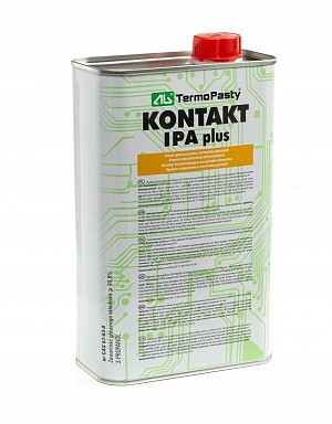 Изопропанол Контакт IPA 1л 99,8% чистый спирт