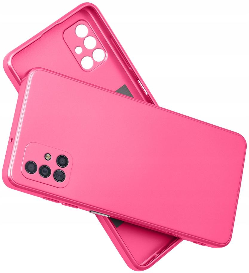 Etui do Samsung Galaxy M51 SILIKON CASE + SZKŁO 9H