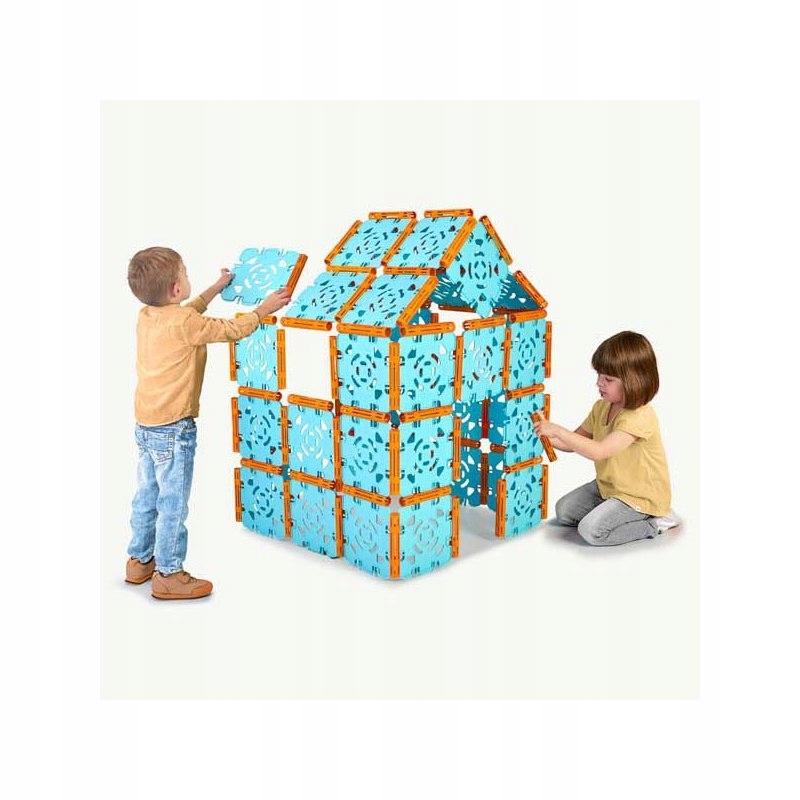 FEBER Konštrukčné bloky Konštrukcia 132 ks
