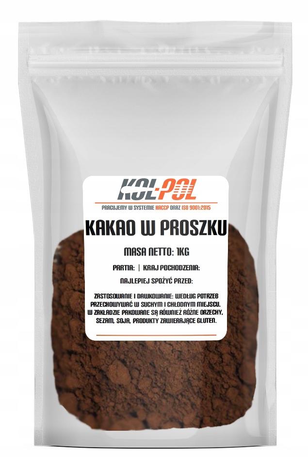 Какао, включая жир 10-12%, подщелачивание, pH 7,5 1 кг