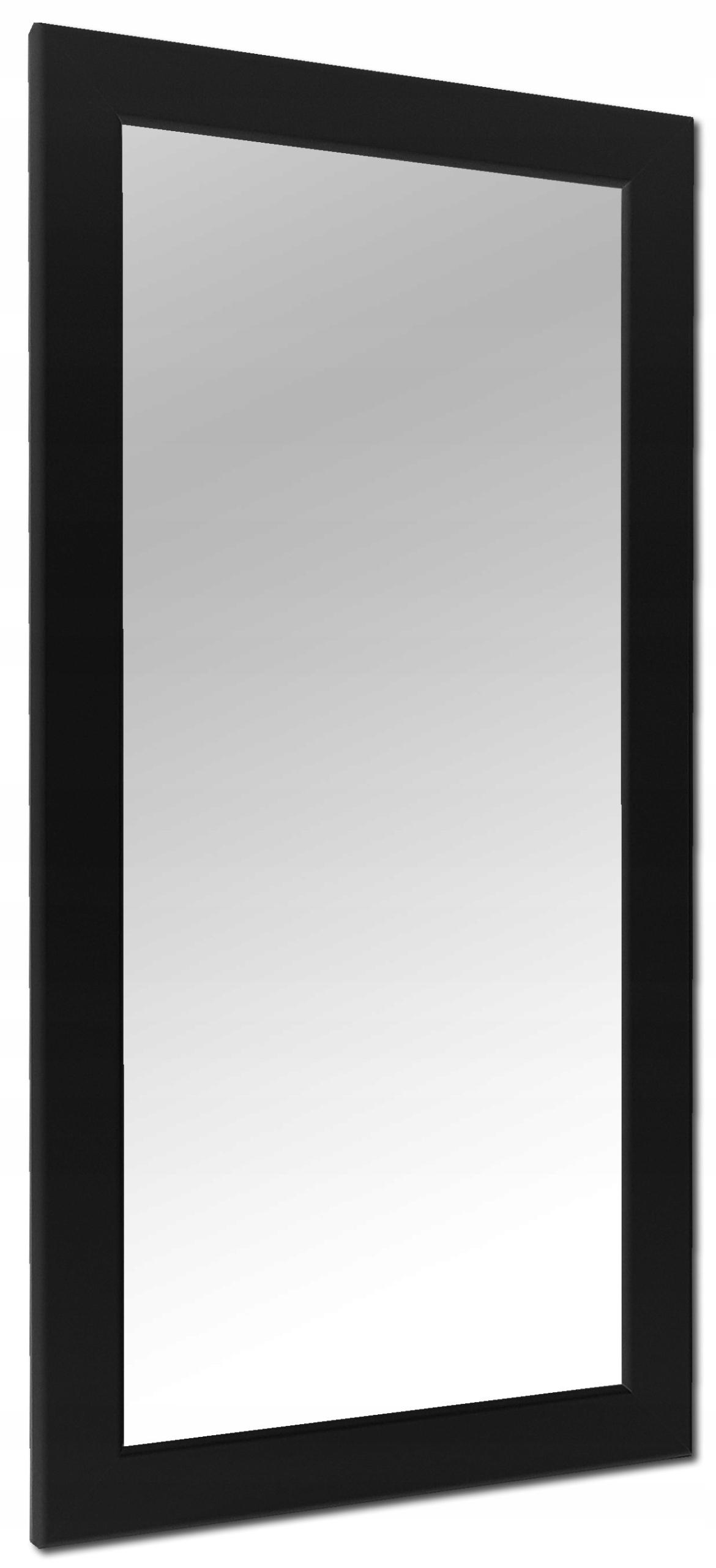 Зеркало в раме 170х70 белый венге черный 9 цветов