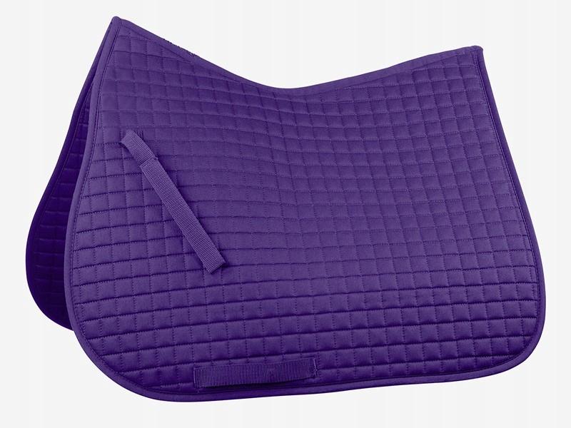 Подушка седельная HORZE River полная фиолетовая