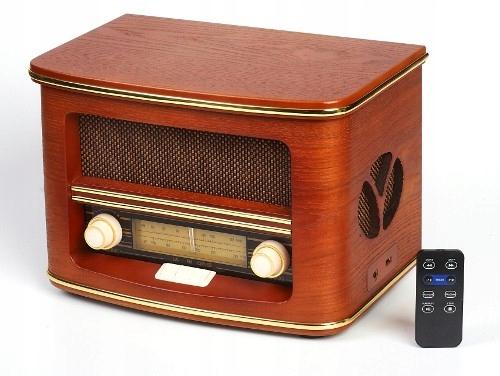 Rádio prehrávač CAMRY CD CR1109 retro