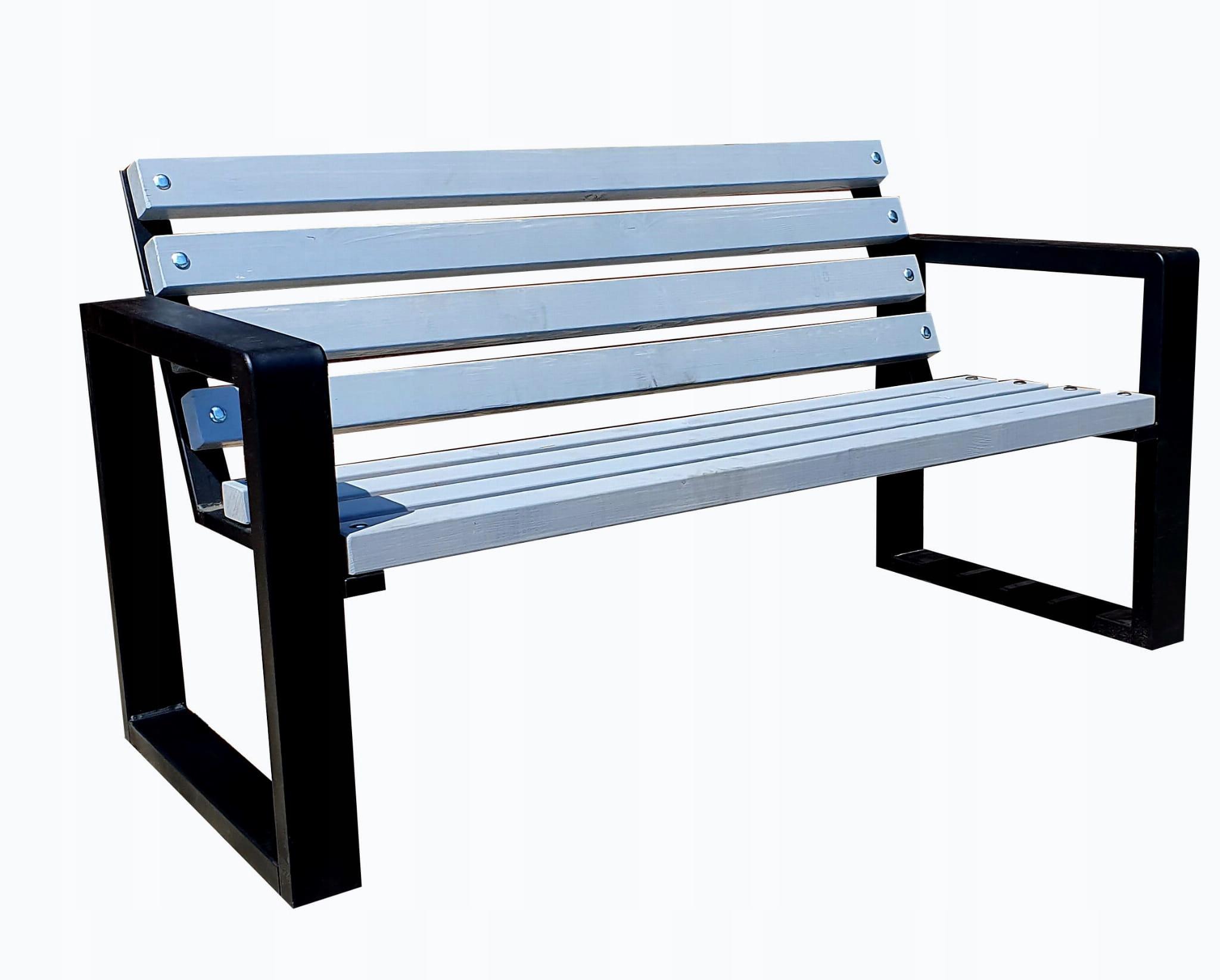 Mestská lavica 180 cm