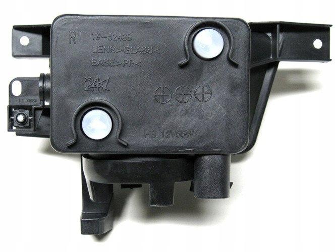 lampa halogen halogeny kpl. do Opel Astra 2 II G 3