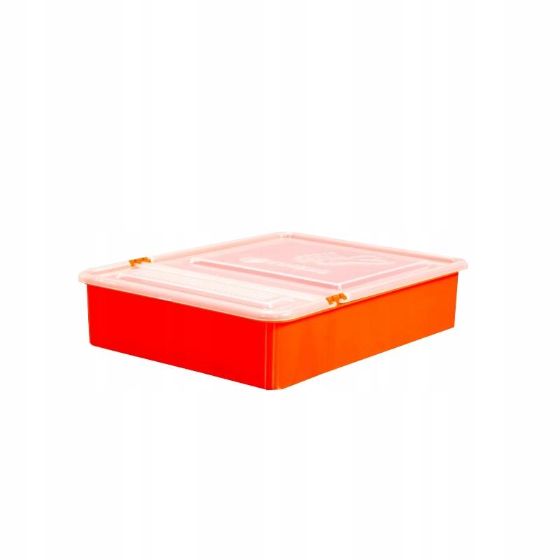 Podkarmiaczka skrzynkowa 1,5l (plastikowa)