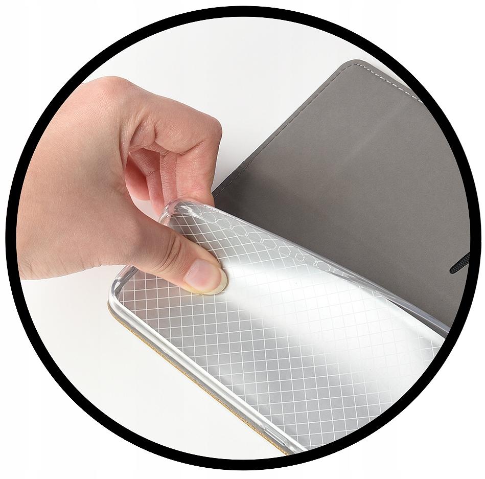 Etui do Samsung Galaxy A12 Case Magnet + Szkło 9H Kod producenta D140A