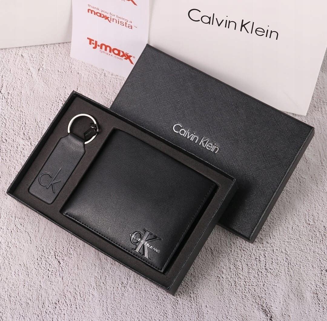Calvin Klein Meski Portfel Hermoso Gift Brelok 9565400147 Allegro Pl