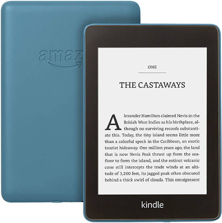 Amazon Kindle Paperwhite 4 2020 8GB Blue + GRATISY