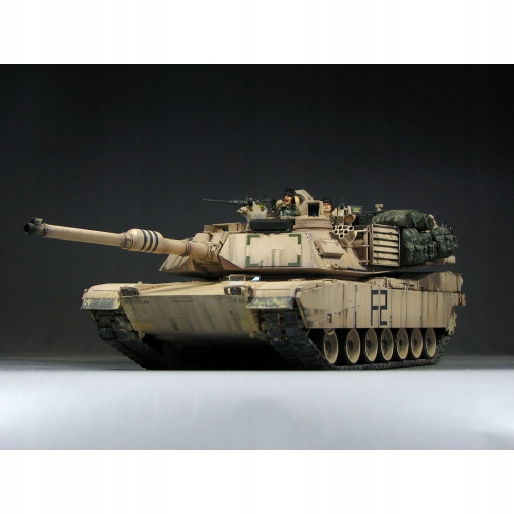 TAMIYA 35269 ABRAMS M1A2 OPERATION IRAQI FREEDOM