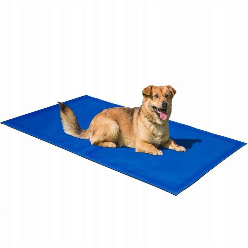 Большой ОХЛАЖДАЮЩИЙ коврик для Dog Cat Lair 50x40
