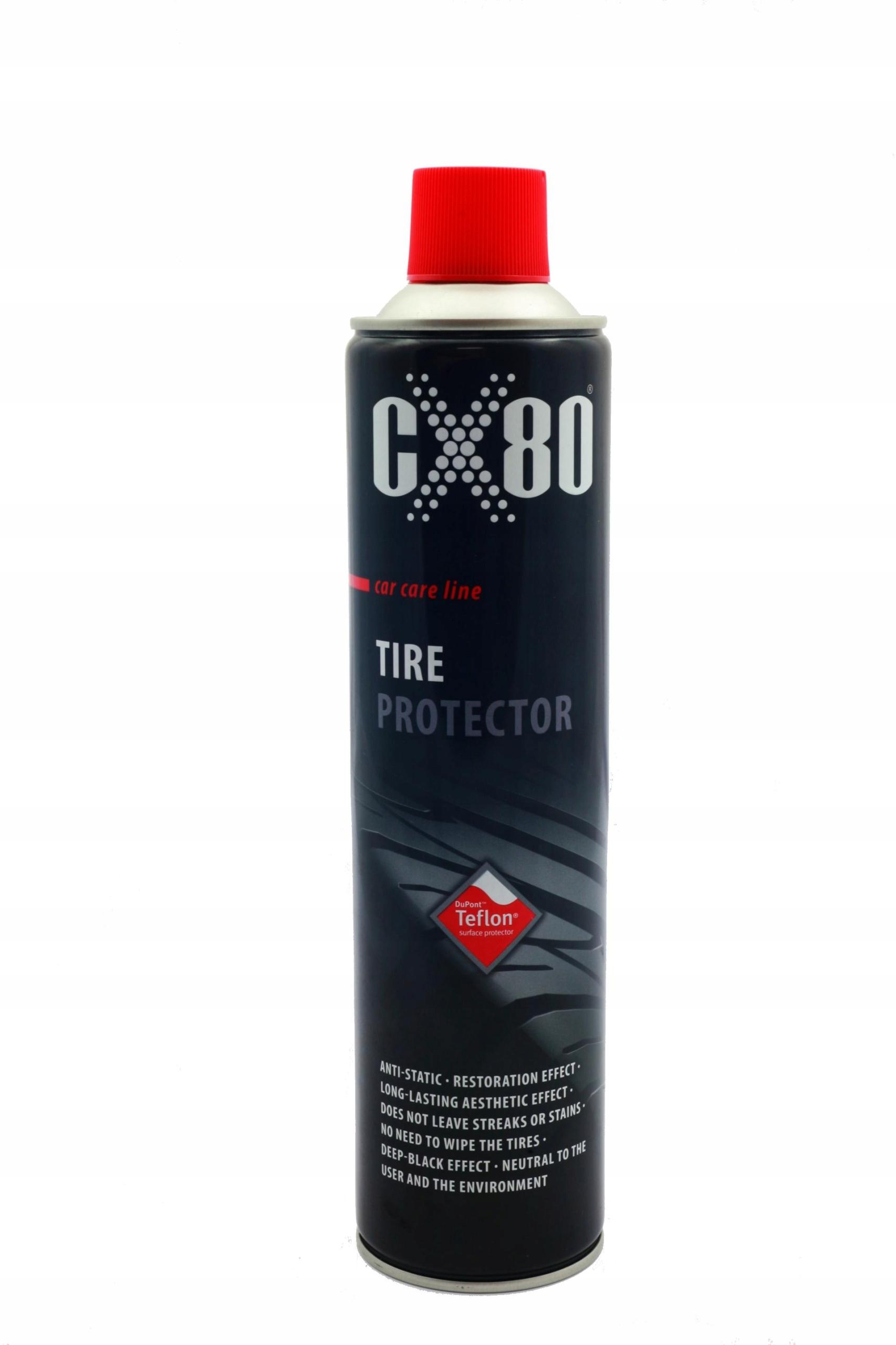 CX80 TIRE PROTECTOR - Środek do konserwacji opon