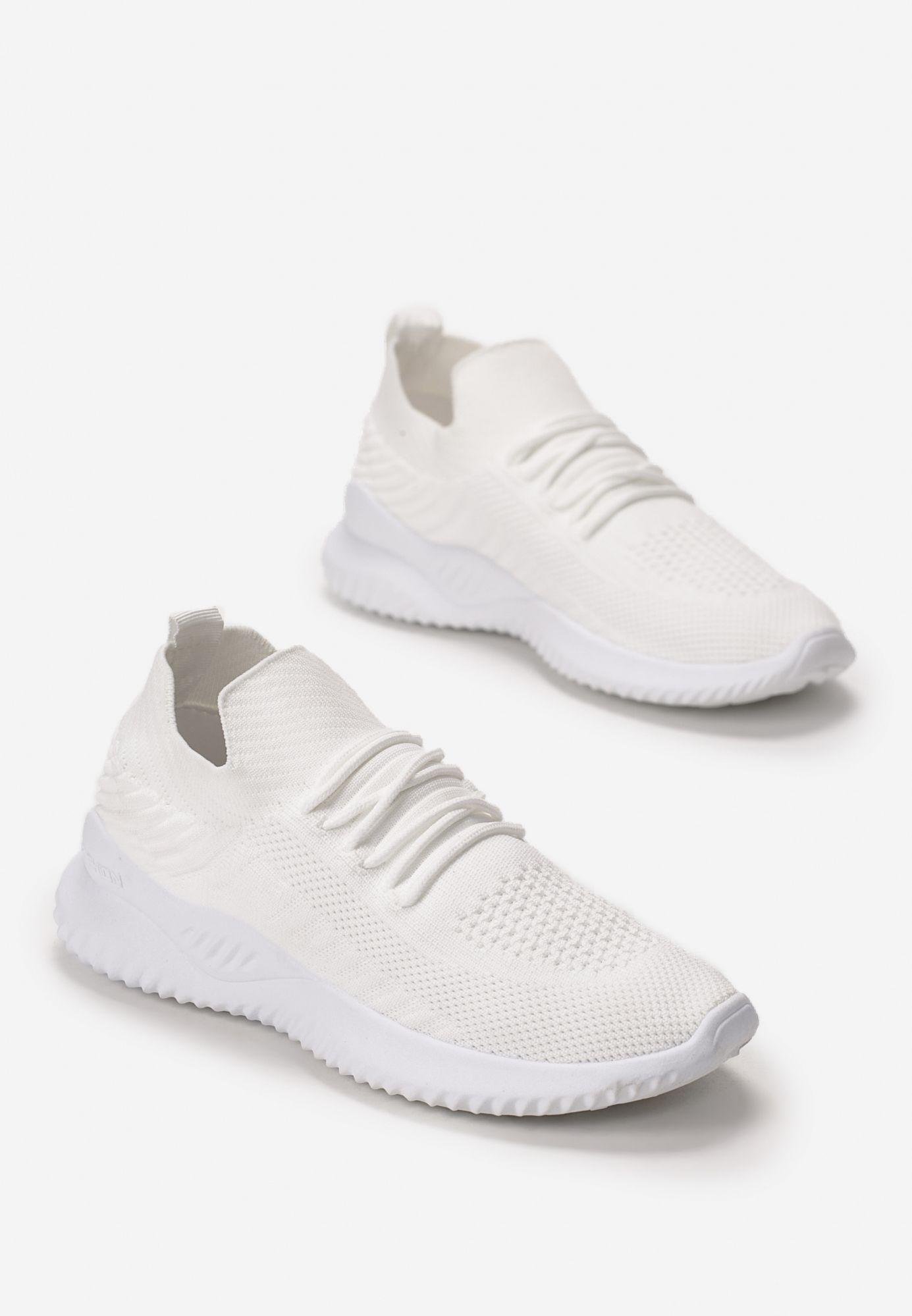 Białe Buty Sportowe 39 8966775184