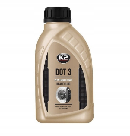 Тормозная жидкость DOT 3 DOT3 малыш Fiat 126p