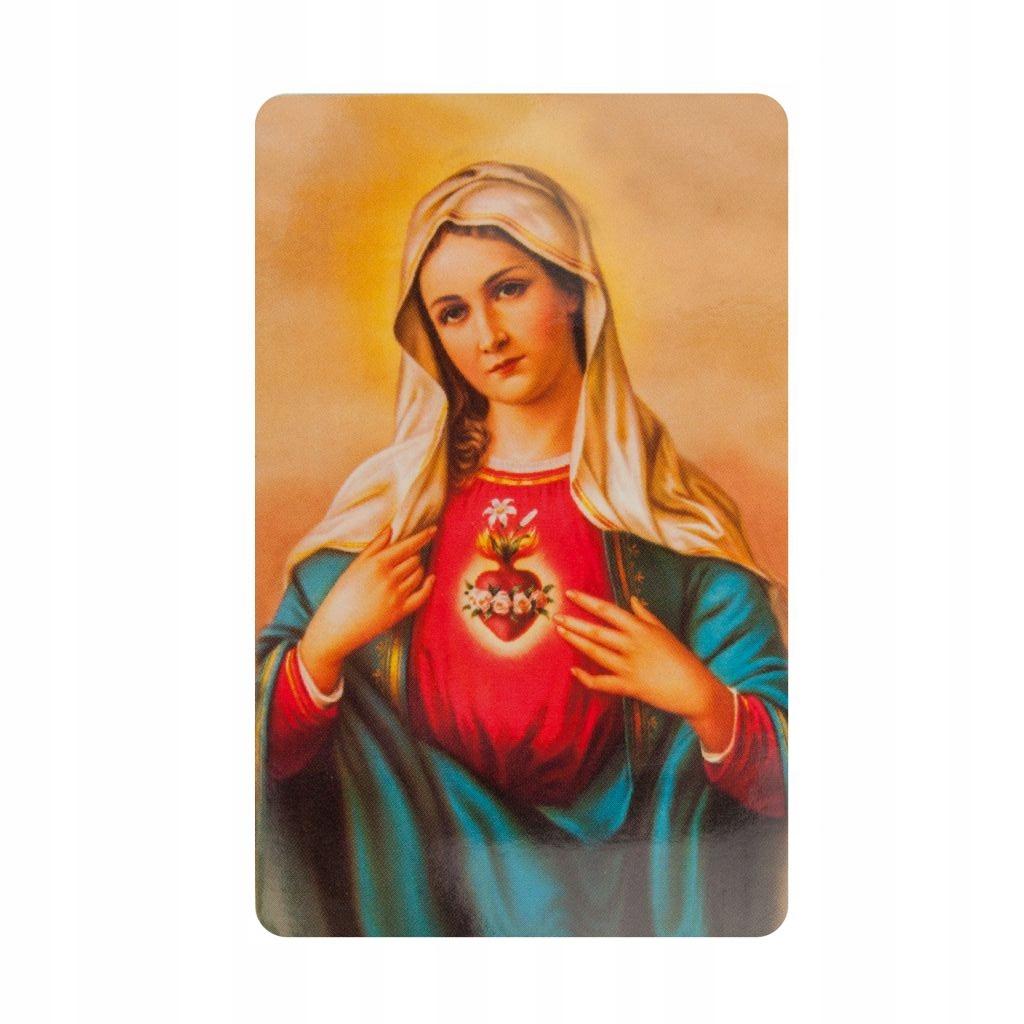 Serce Matki Bożej - MAGNES