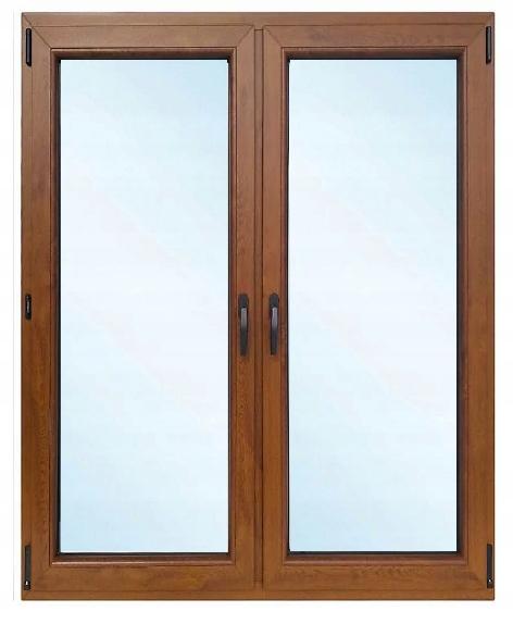Окно Терраса и балконные двери 1735 2095 Дуб Золотой