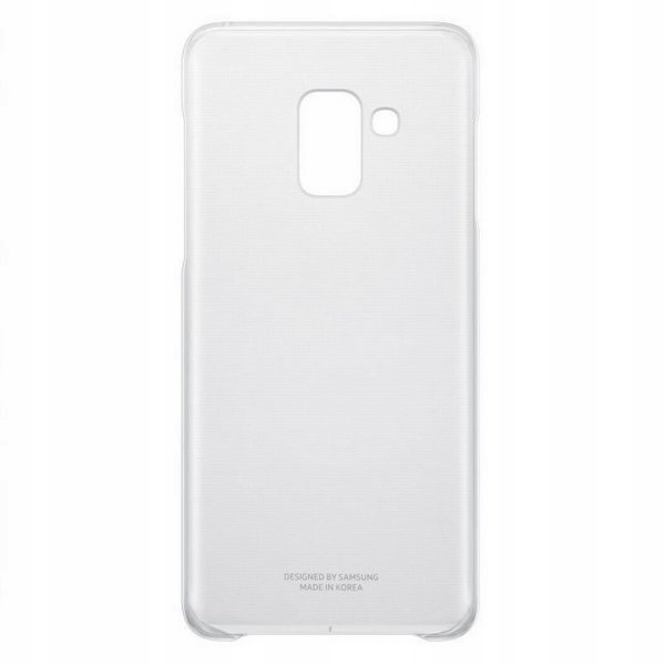 Pokrowiec Clear Cover do Samsung A8 2018 A530 Oryg