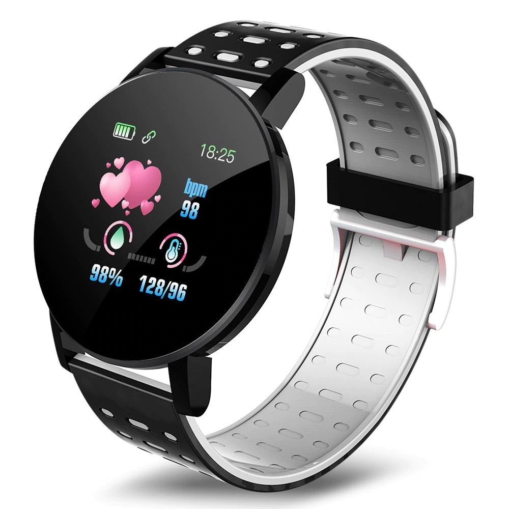 Zegarek Smartwatch Bluetooth 16w1 kroki puls cykl