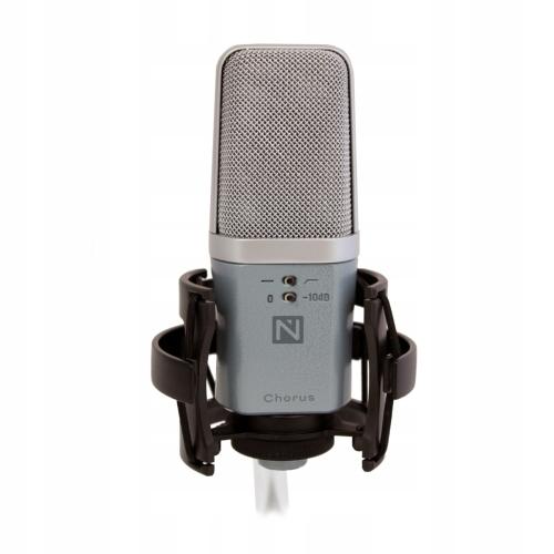 Купить Nowsonic CHORUS - mikrofon pojemnościowy, 145dB SP на Otpravka - цены и фото - доставка из Польши и стран Европы в Украину.