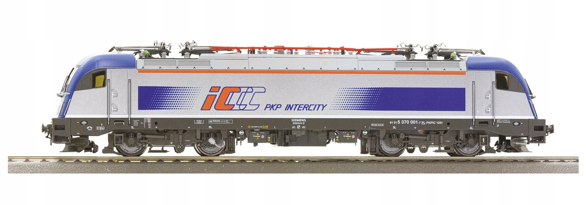 Электровоз ES64 Taurus PKP InterCity Roco 70489