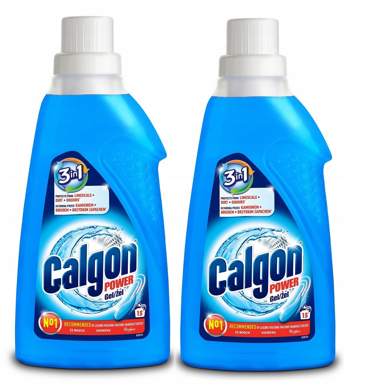 Calgon 2в1 Средство для удаления накипи Стиральной машины 1,5 литра