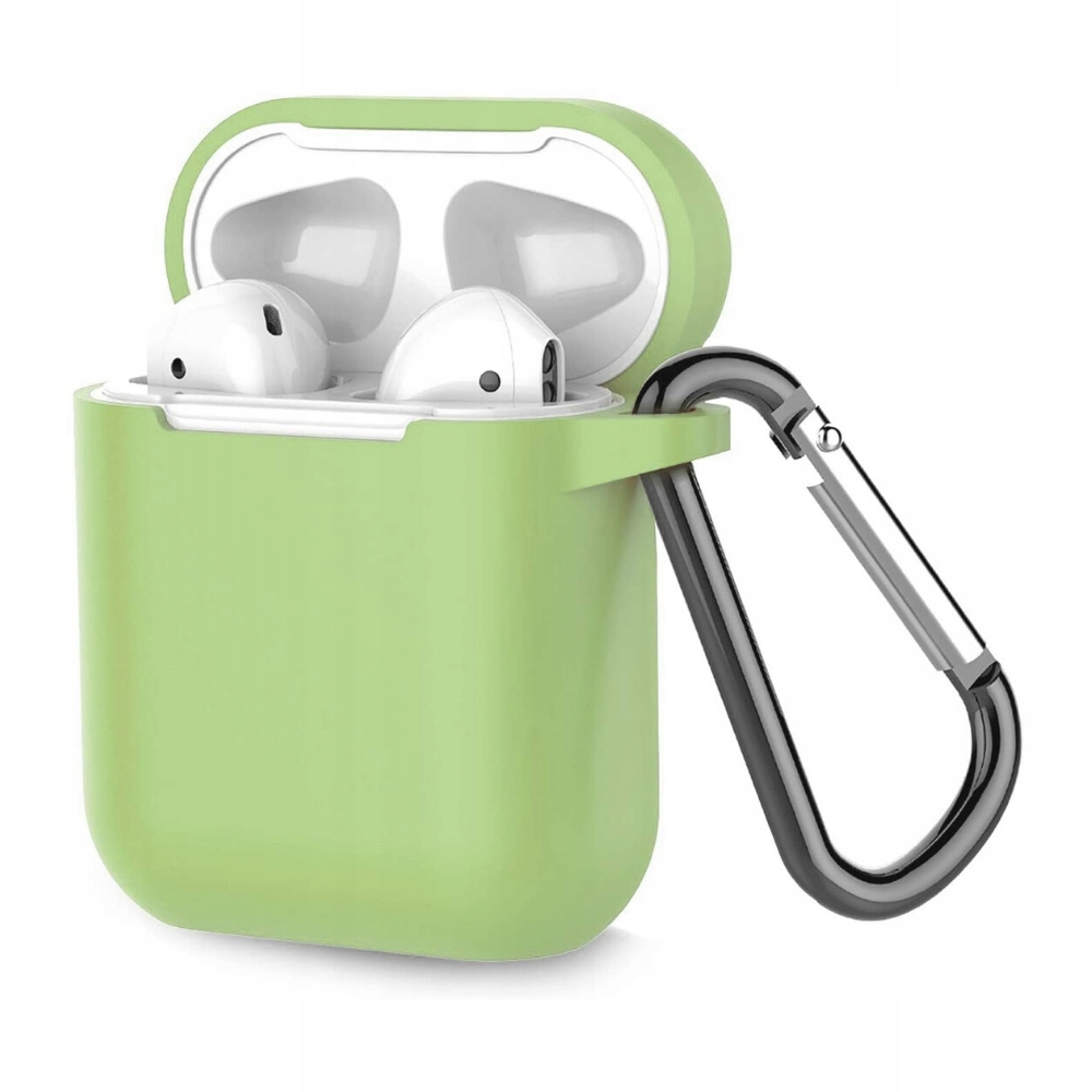 Silikonowe etui słuchawki Apple AirPods