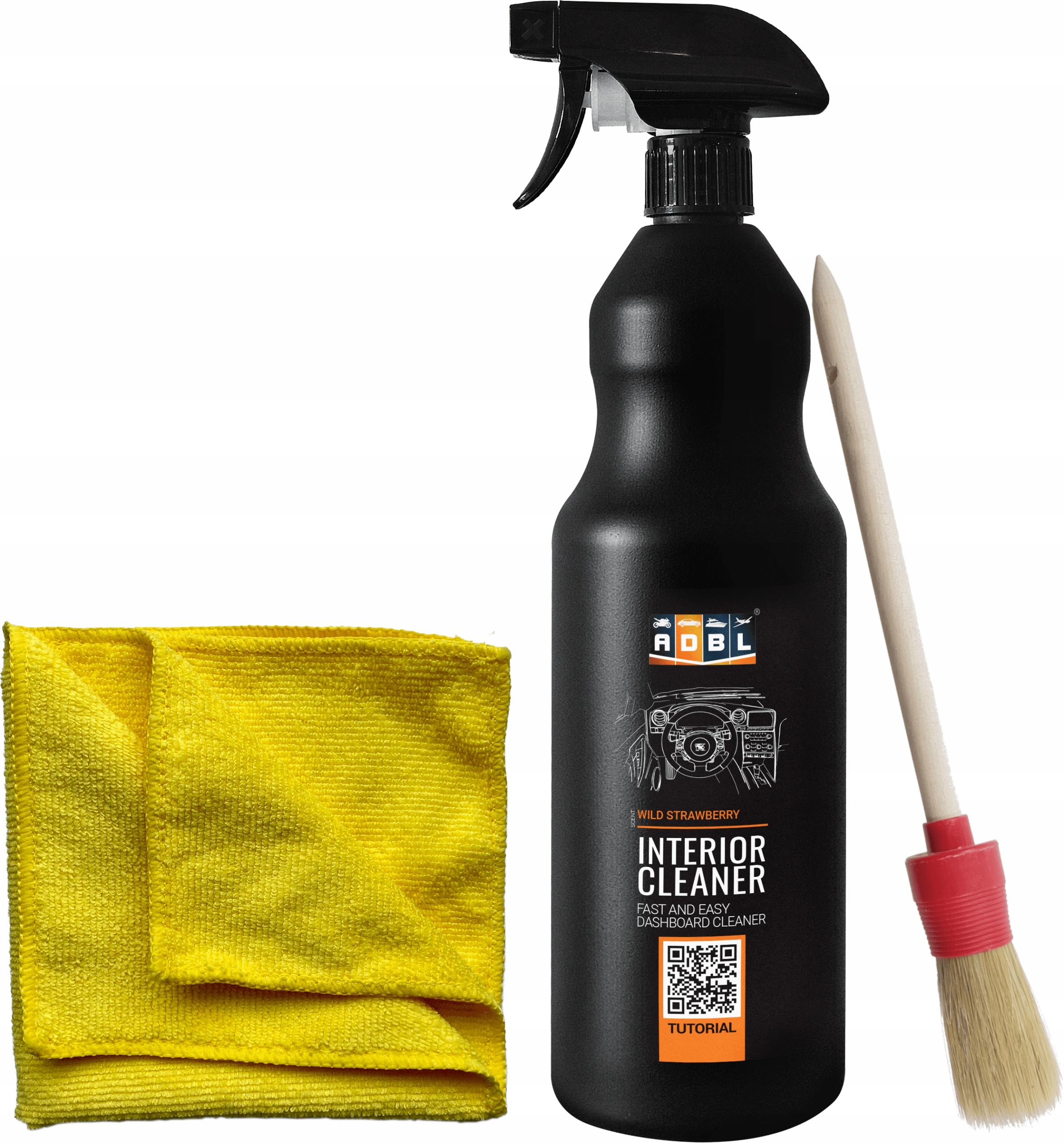 ADBL Interior Cleaner 500ml Для очистки салона.