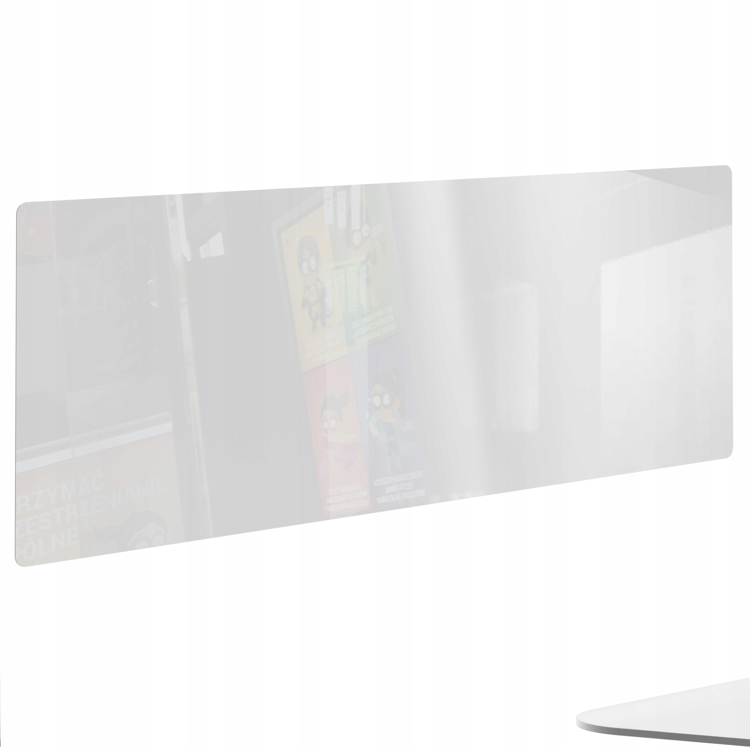 PLEXI bezbarwna 2mm 68x200cm pleksa pleksi płyta