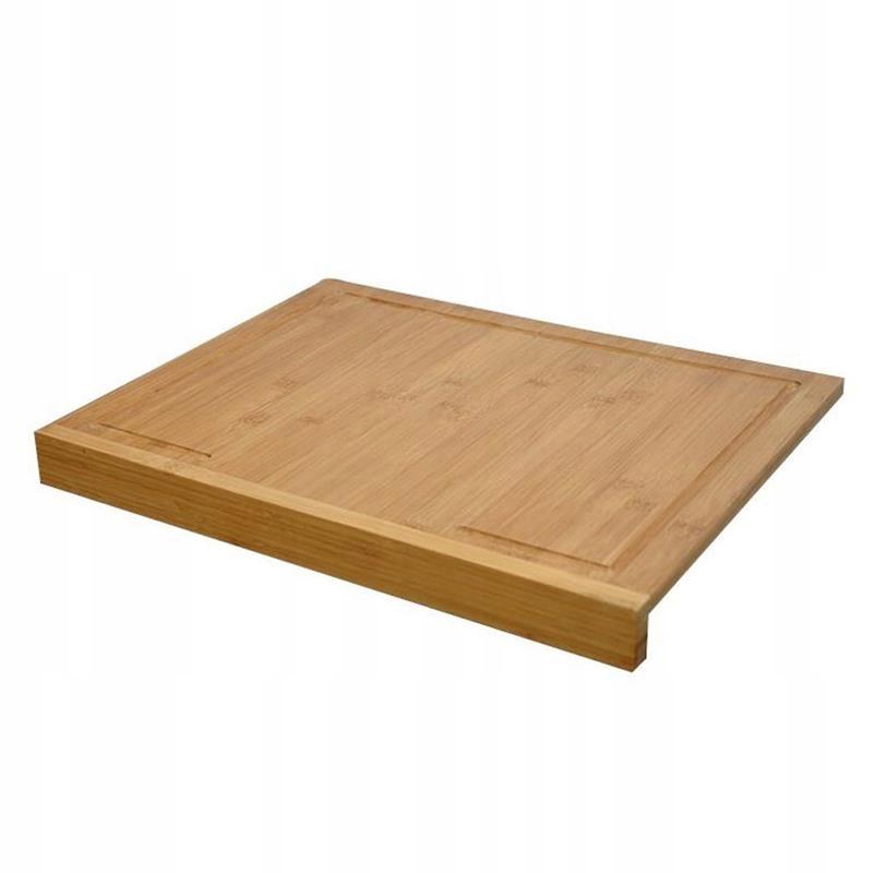 Deska do krojenia BAMBUSOWA Stolnica Blat 45x35 cm