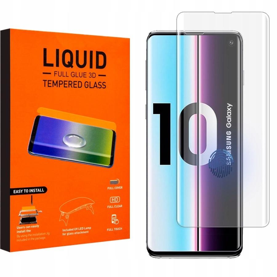 Szkło T-max Glass Zestaw Naprawczy Do Galaxy S10