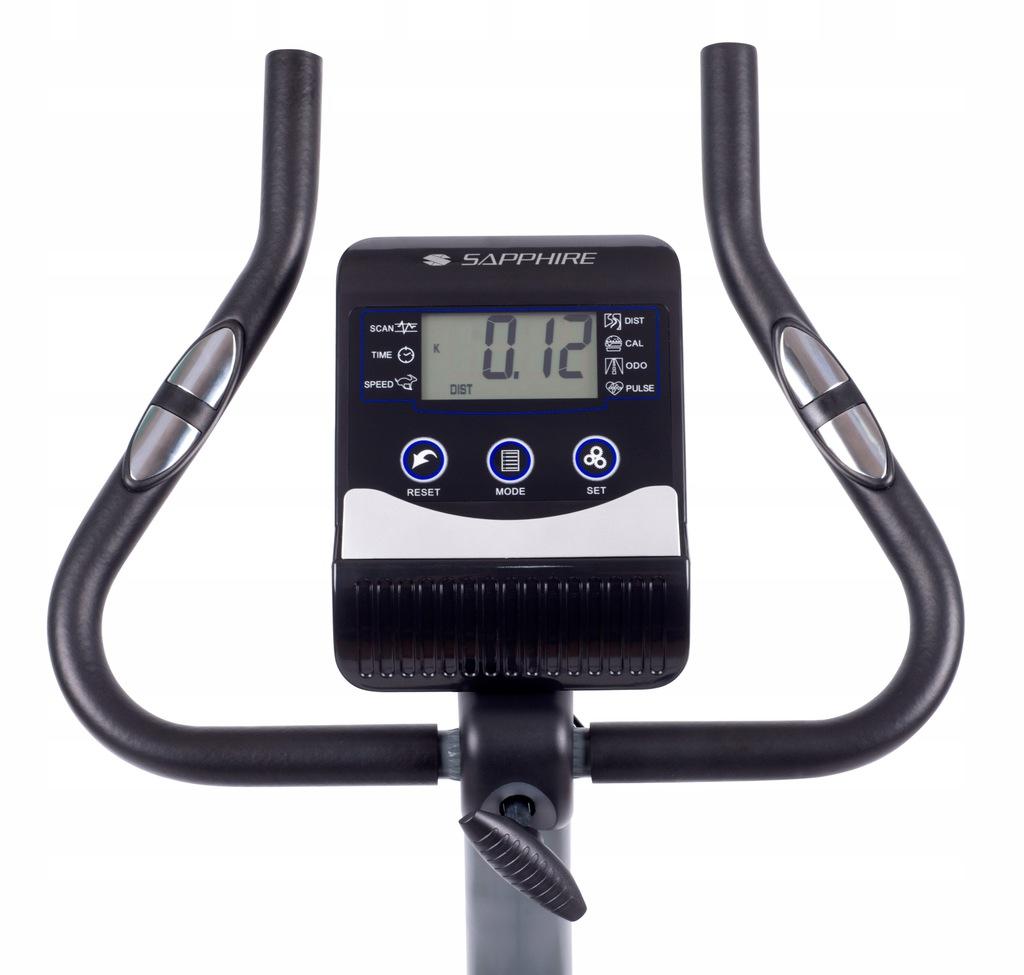 SG FLASH rower magnetyczny TRENINGOWY stacjonarny Marka Sapphire