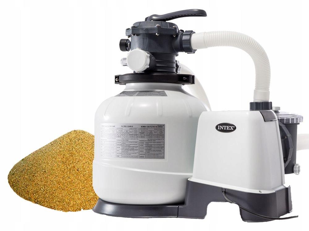 Песочный насос Intex Pool Filter 10500 l h SAND