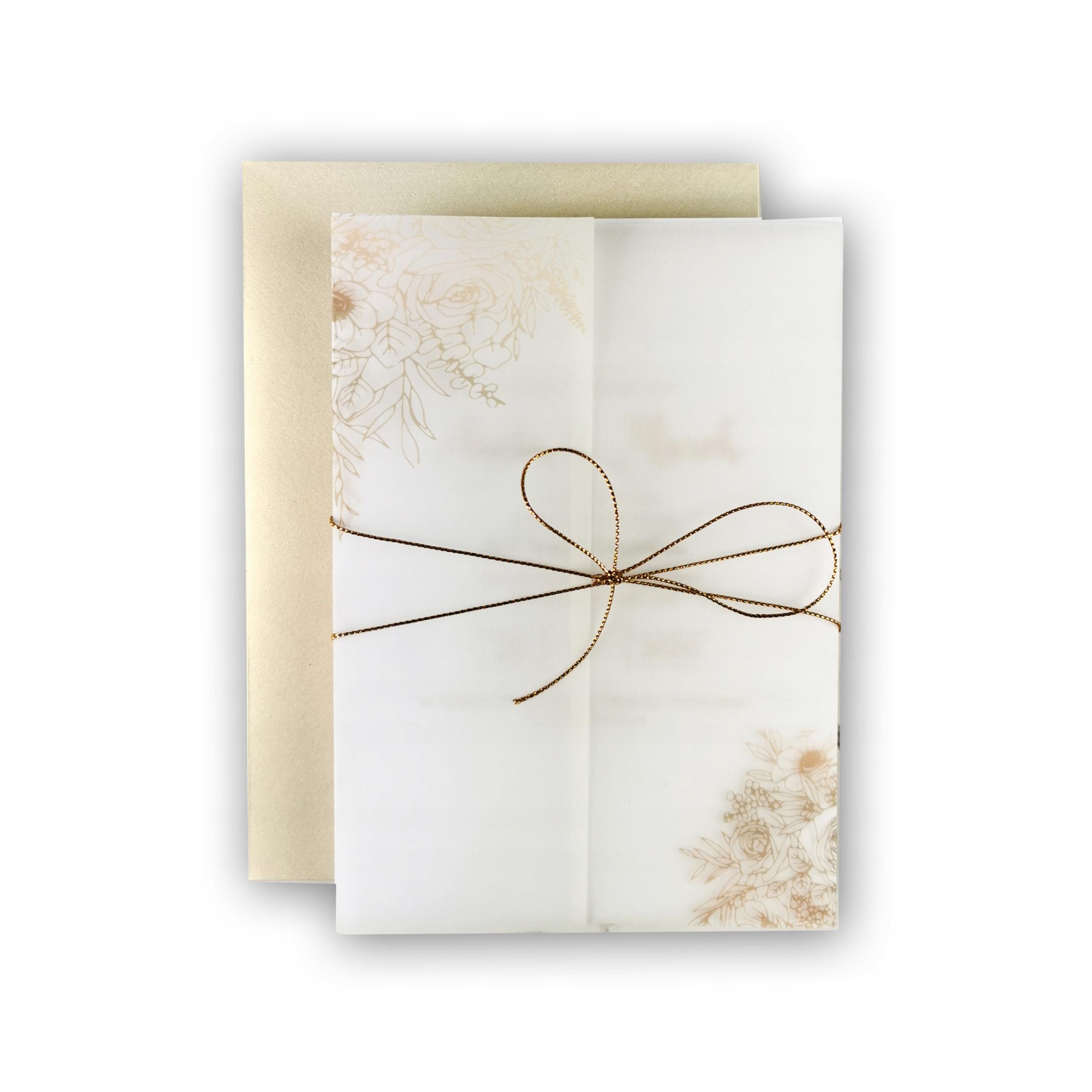 Свадебные приглашения Свадьба с подарочной картой