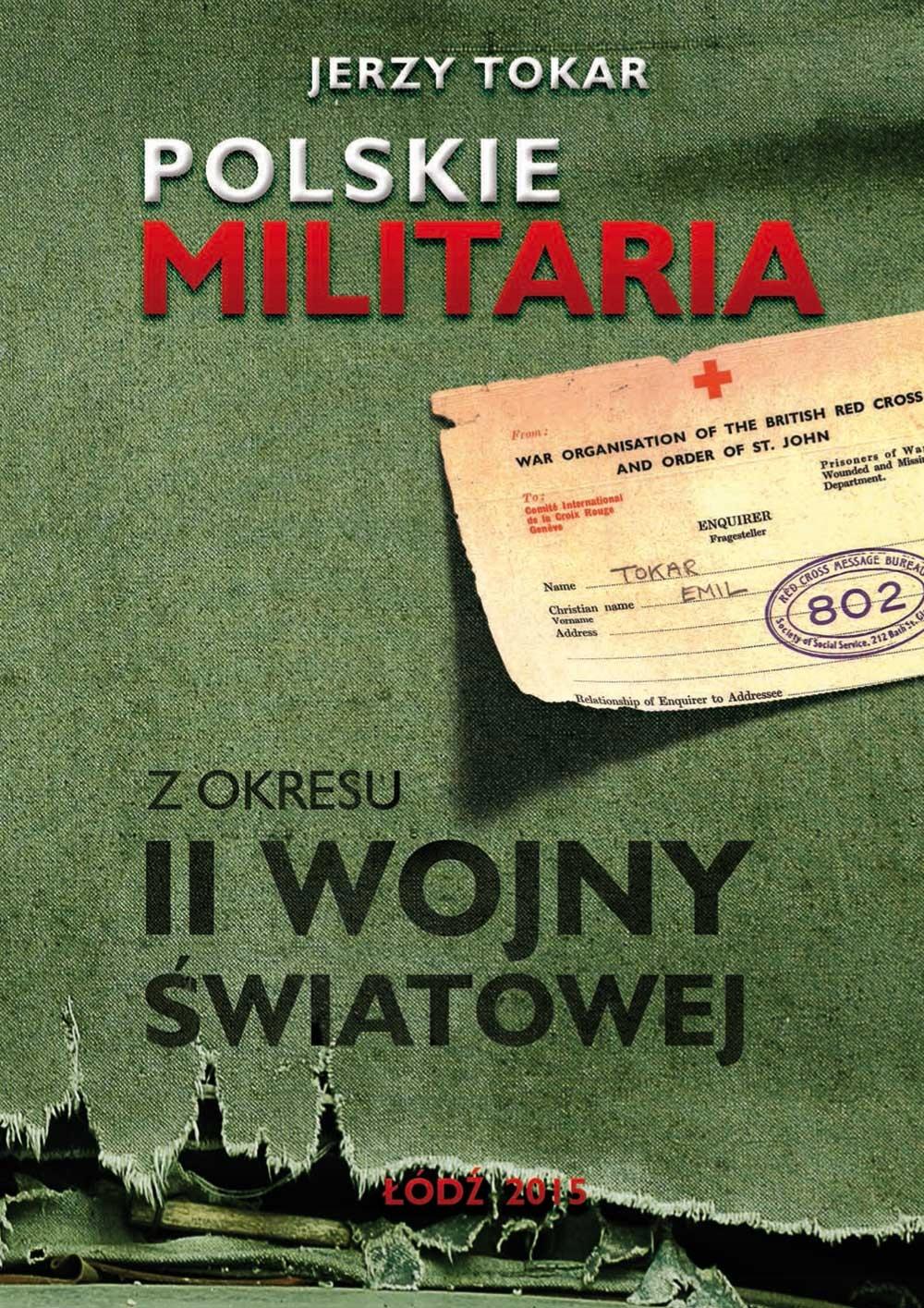 J.Tokar Польский военный времен Второй мировой войны.