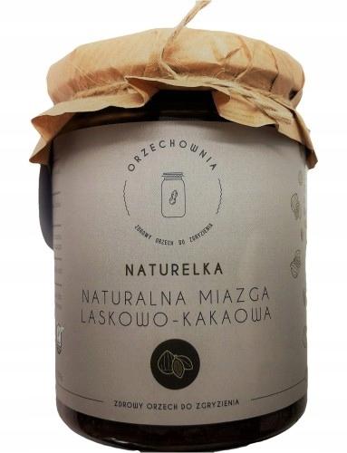 ORZECHOWNIA NATURELKA 500g LASKOWO-KAKAO