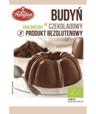 Budyń czekoladowy Bezglutenowy 40g Amylon