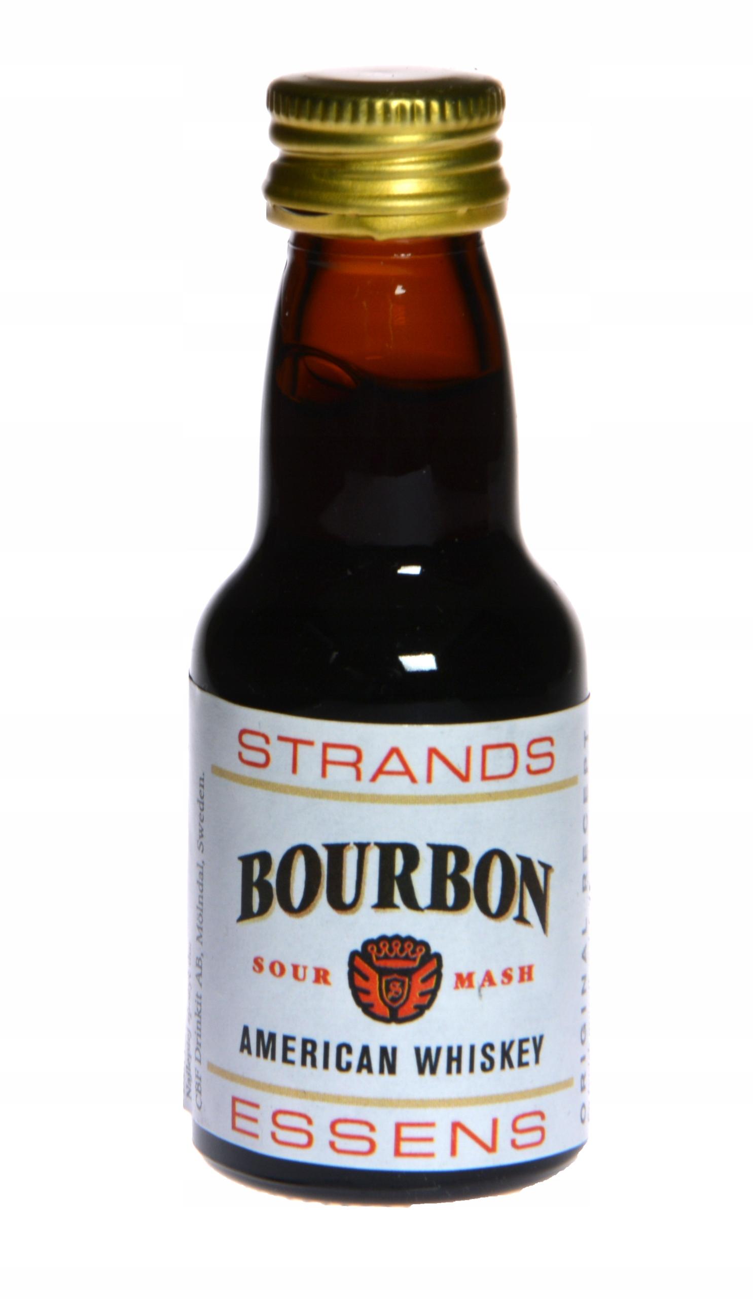 Zaprawka do alkoholu STRANDS BOURBON AMERICAN WHI