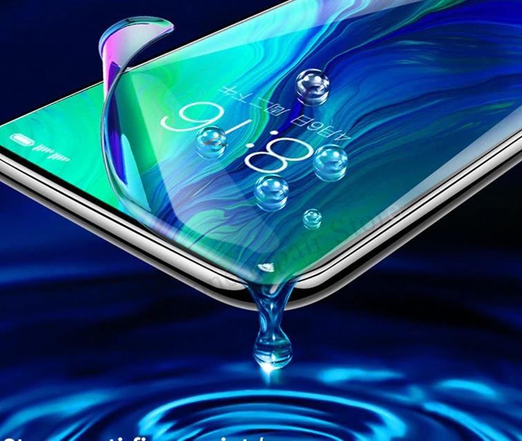Folia Hydrożelowa na Smartfon Mocna Autorepair Liczba sztuk w zestawie 1 szt.