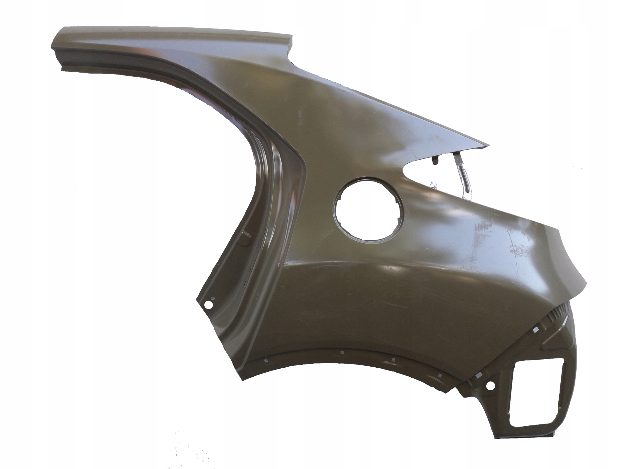 honda civic ix 5d задняя панель крыло сзади